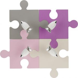 PUZZLE IV rosse 6384 Nowodvorski Lighting